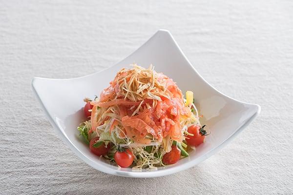 Tomatoの赤サラダ