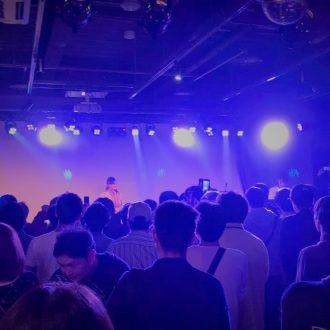 「たけやま3.5 & 大野姉妹withカネハマヒカリ」ミニLIVE開催